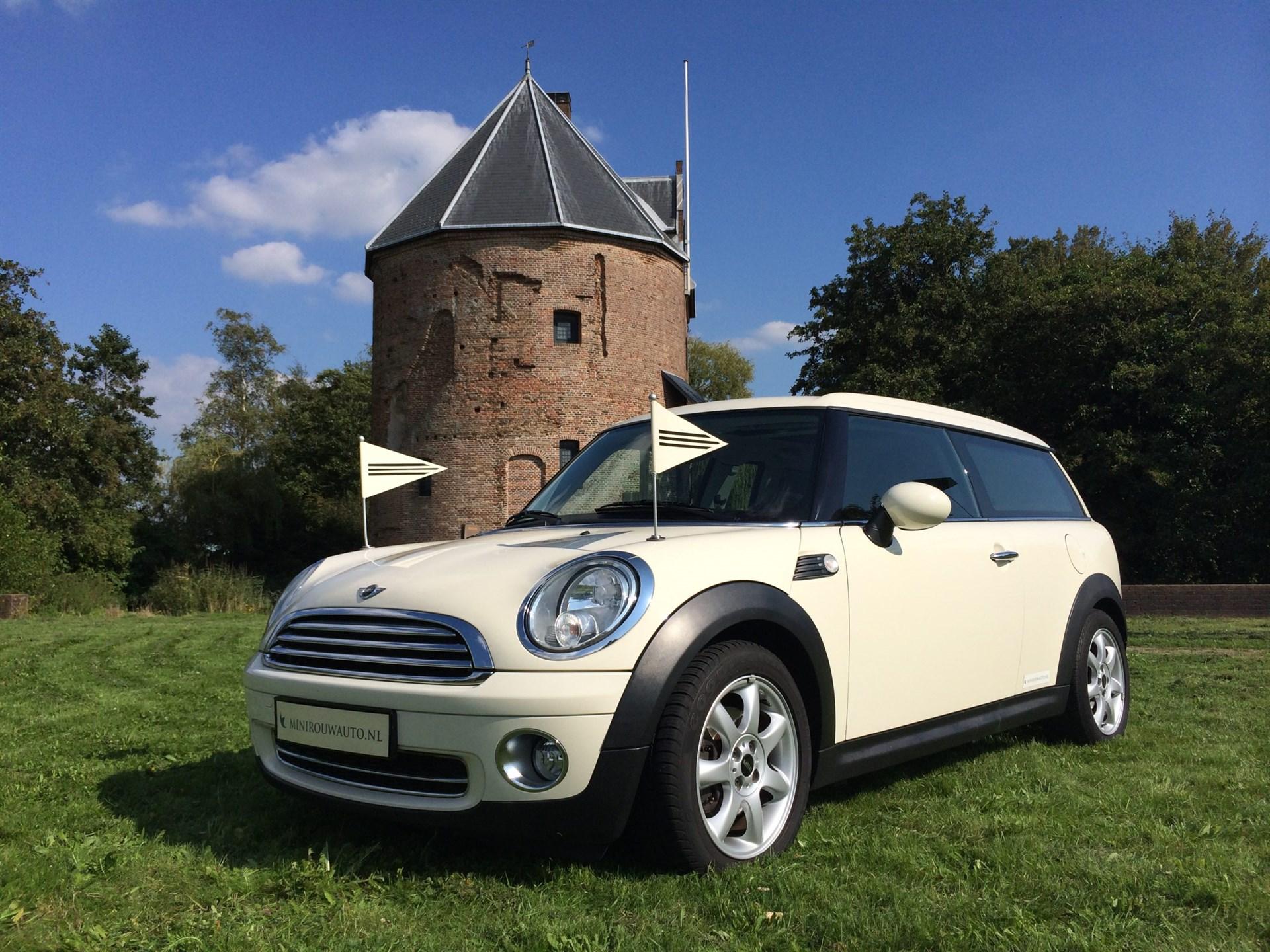 Minirouwauto uitvaart Mini